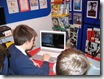 Animation workshop in Hawick Public Library