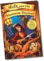 Alex and the Wigpowder Treasure by Adrienne Kress