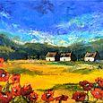 Cornfield Poppies - SOLD