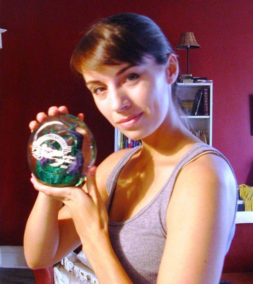 Winner of the Heart of Hawick Children's Book Award 2009 Adrienne Kress