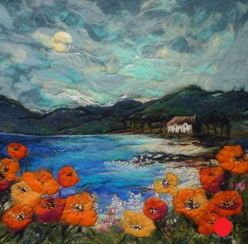 By Poppy Shore - SOLD