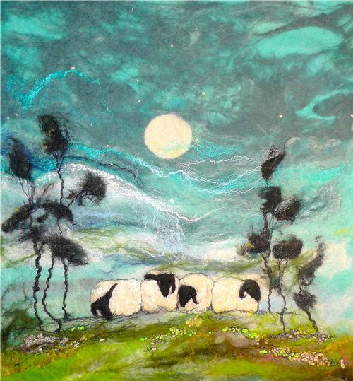 Cheviot Moon