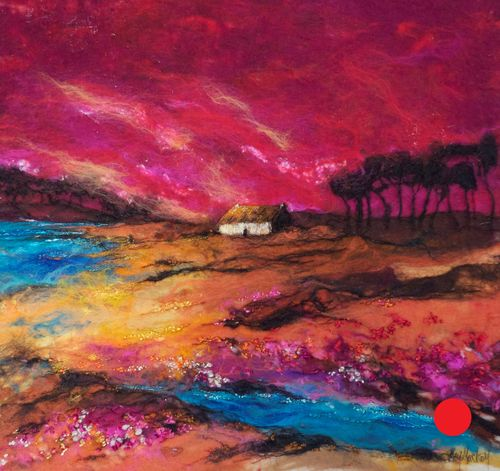 Raspberry Retreat - SOLD